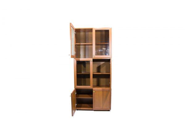 Книжный шкаф К 4 (МДФ) выгодно от VittaMebel.ru