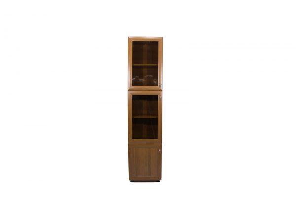 Книжный шкаф К 3 (МДФ) выгодно от VittaMebel.ru