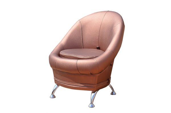 Кресло-пуф Виктория-1 (арт.1964) выгодно от VittaMebel.ru