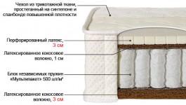 Ортопедический матрас Билюкс-4 - VittaMebel.ru