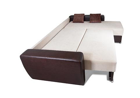 Угловой диван Еврошаг выгодно от VittaMebel.ru