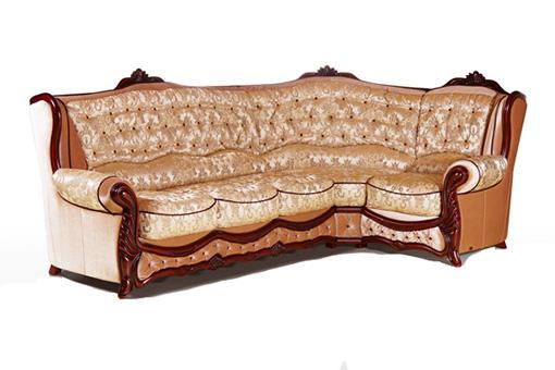 Угловой диван Прага выгодно от VittaMebel.ru