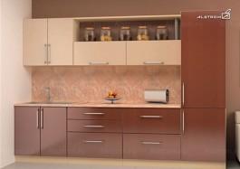 Кухня (Алстром) Шампань и Корица - VittaMebel.ru