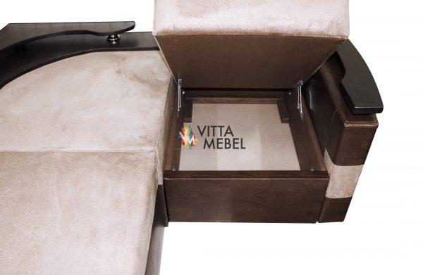 Угловой диван Лагуна арт.0002 выгодно от VittaMebel.ru
