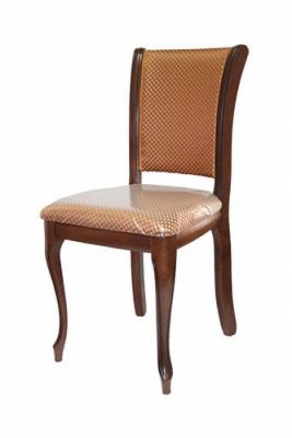Деревянный стул с мягкой спинкой Марго выгодно от VittaMebel.ru