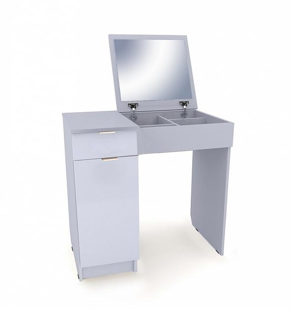 Туалетный столик Римини-4 белый выгодно от VittaMebel.ru