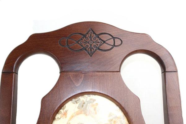 Стул деревянный классический Григор-2 выгодно от VittaMebel.ru