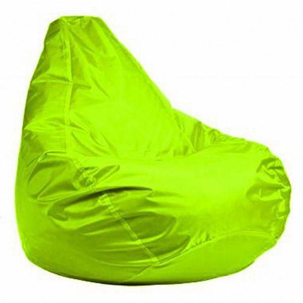 Кресло-мешок Стандарт L лимонный выгодно от VittaMebel.ru