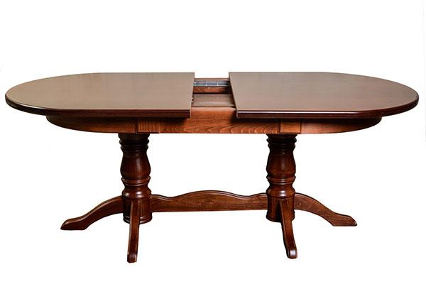 Стол прямоугольный раздвижной 1000*2000/2700 мм. выгодно от VittaMebel.ru