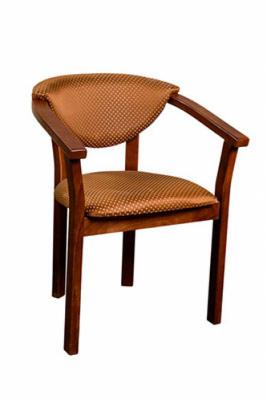 Кресло с подлокотниками Базилио выгодно от VittaMebel.ru