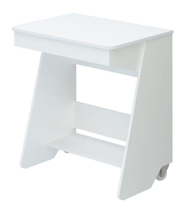 Компьютерный стол СК-7 Белый жемчуг выгодно от VittaMebel.ru