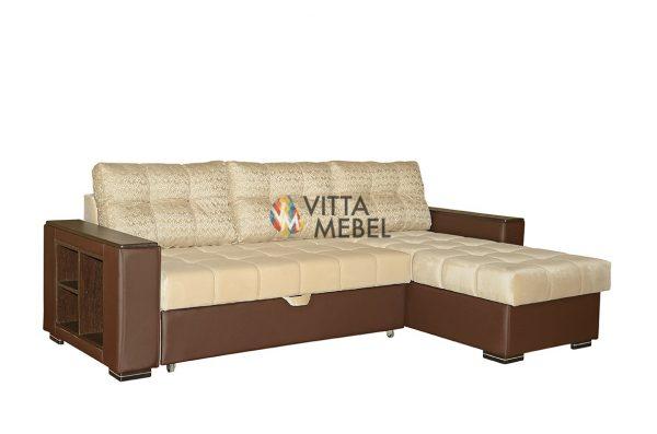 Угловой диван Зара арт.0039 выгодно от VittaMebel.ru
