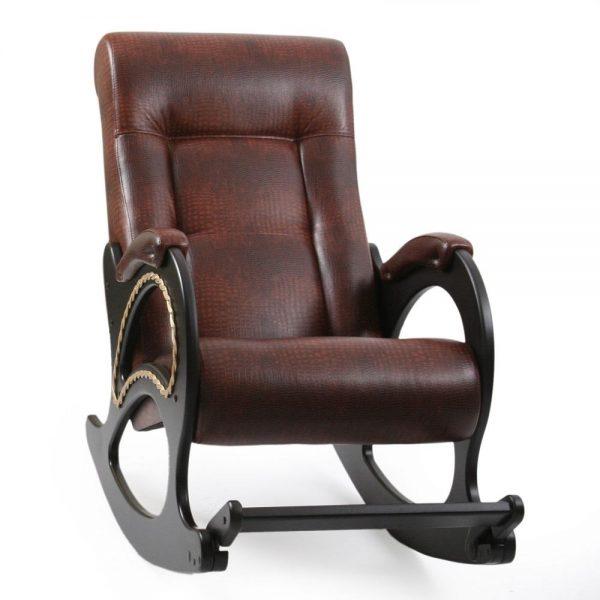 Кресло-качалка Модель 44 выгодно от VittaMebel.ru