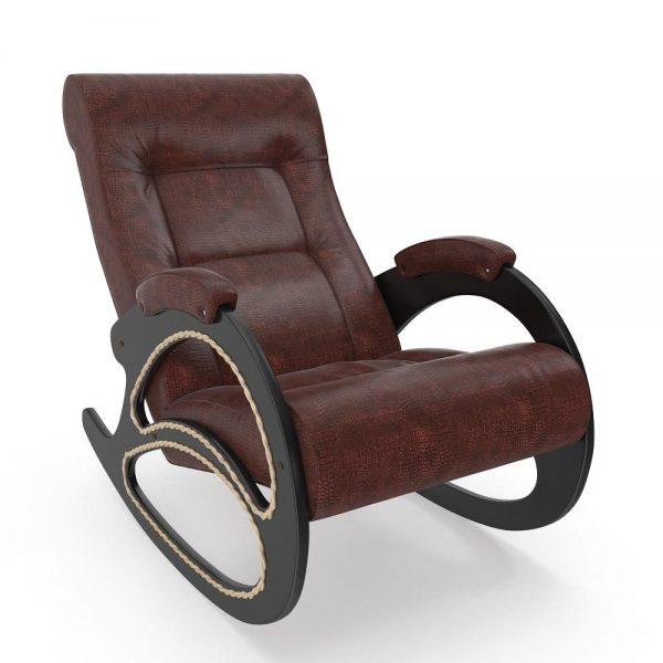 Кресло-качалка Модель 4 выгодно от VittaMebel.ru