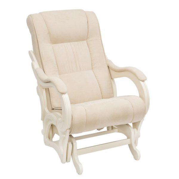 Кресло-качалка глайдер Модель 78 выгодно от VittaMebel.ru