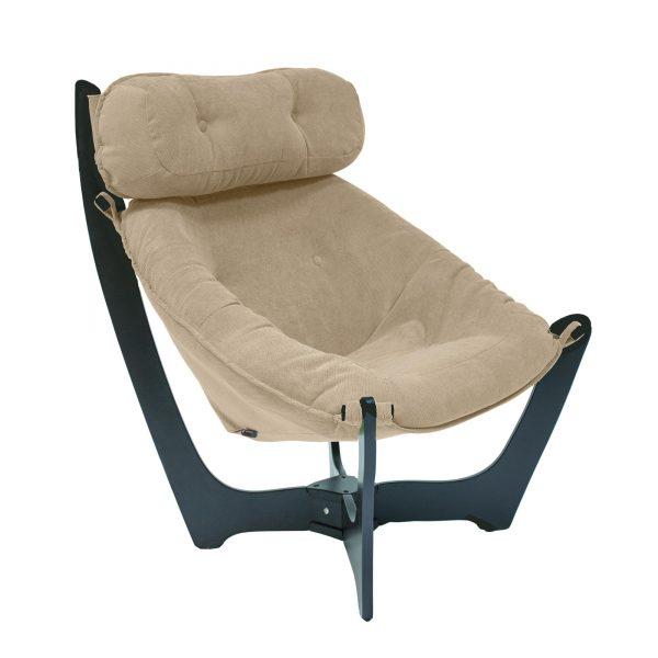 Кресло для отдыха МИ Модель 11 венге, Венге, ткань Verona Vanilla выгодно от VittaMebel.ru