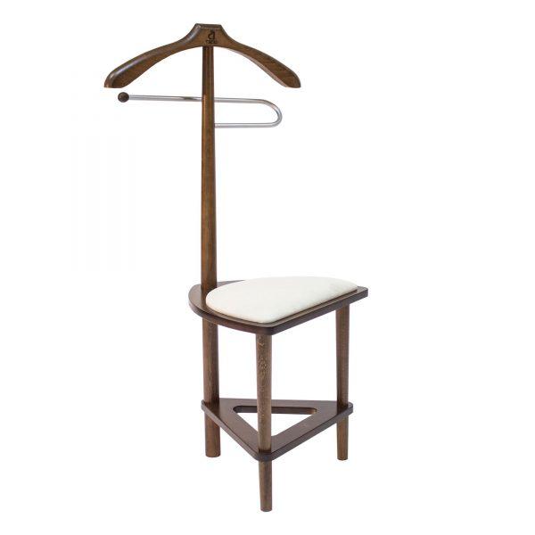 Вешалка со стулом Leset Атланта выгодно от VittaMebel.ru