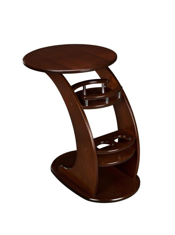 Придиванный столик Люкс выгодно от VittaMebel.ru
