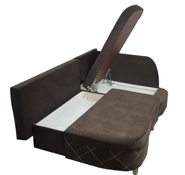 Угловой диван Гамма арт.0055 выгодно от VittaMebel.ru