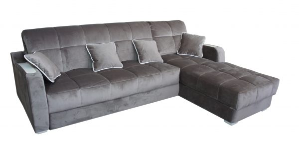 Угловой диван-аккордеон Меркурий арт.0063 выгодно от VittaMebel.ru