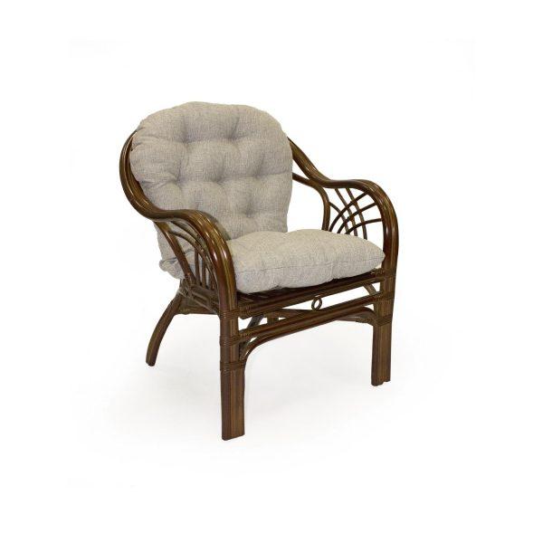 Кресло для отдыха ROMA с подушкой выгодно от VittaMebel.ru