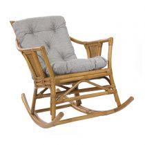 Кресло-качалка CANARY с подушкой - VittaMebel.ru