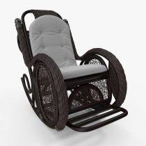 Кресло-качалка ALEXA с подушкой - VittaMebel.ru