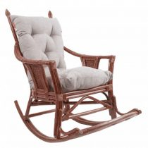 Кресло-качалка CHITA с подушкой - VittaMebel.ru