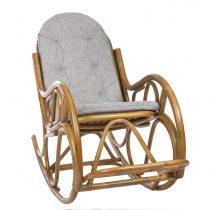 Кресло-качалка CLASSIC с подушкой - VittaMebel.ru