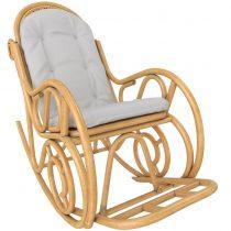 Кресло-качалка MOSCOW с подушкой - VittaMebel.ru