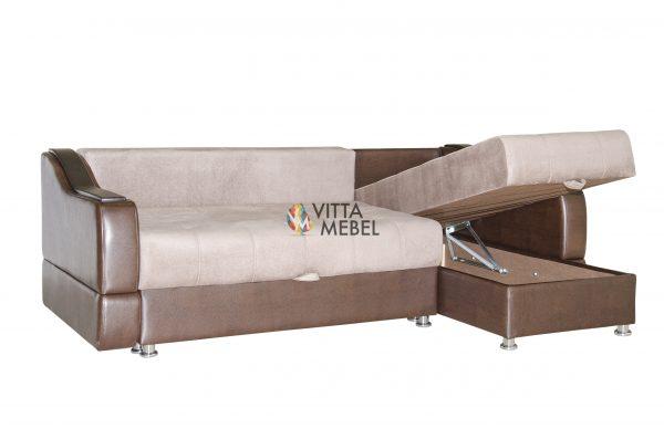 Угловой диван Карат выгодно от VittaMebel.ru