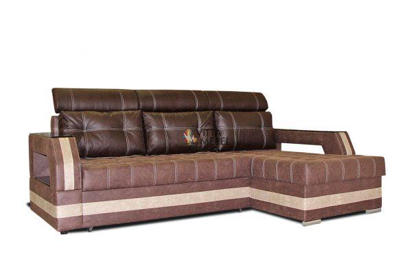 Угловой диван Уют выгодно от VittaMebel.ru