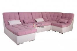Модульный диван-кровать Лилия-5 - VittaMebel.ru