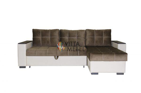 Угловой диван Зара EVB выгодно от VittaMebel.ru