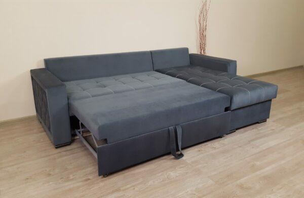 Угловой диван Зара мягкий бок выгодно от VittaMebel.ru