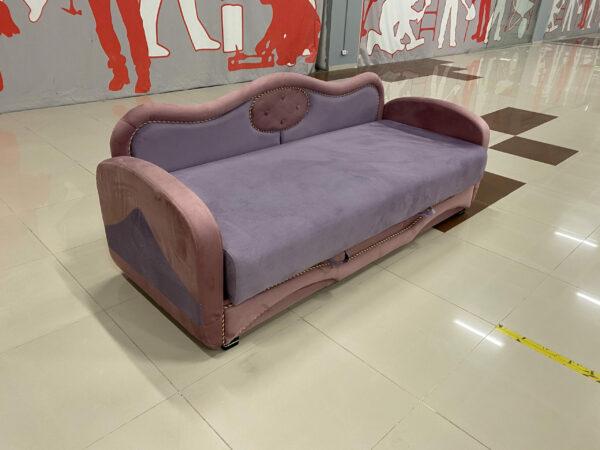 Кушетка Лаурель lavander выгодно от VittaMebel.ru